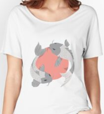 Koi Fish 002 Women's Relaxed Fit T-Shirt