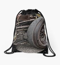 Crankshaft Alternative for a 12 Cylinder Old-Timer Drawstring Bag