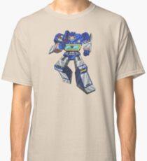 Soundwave Transformers Classic T-Shirt
