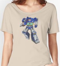 Soundwave Transformers Women's Relaxed Fit T-Shirt