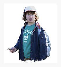 Dustin (Stranger Things) Photographic Print