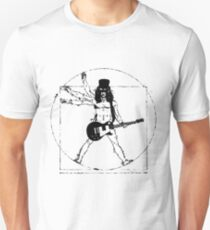 slash with guitar T-Shirt