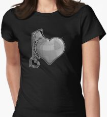 Ironclad Love Womens Fitted T-Shirt