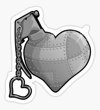 Ironclad Love Sticker