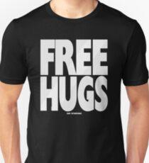 FREE HUGS AND SPANKINGS Unisex T-Shirt