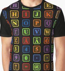 KEYPAD Graphic T-Shirt