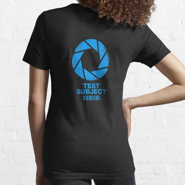 Test Subject - Blue Essential T-Shirt