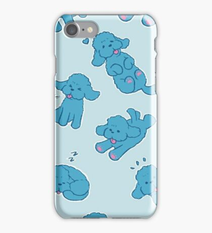 Yuri on ice- makkachin iPhone Case/Skin