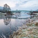 Bigsweir bridge, Wye valley by Stephen Liptrot