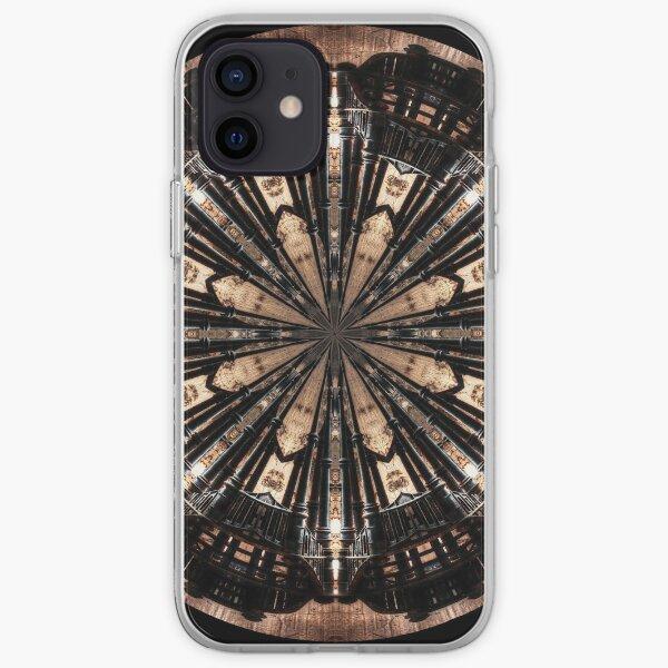 Schneeflocke für Gustav Klimt iPhone Soft Case