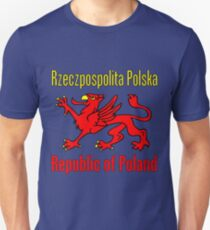Republic of Poland Unisex T-Shirt