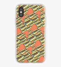Skeeter Hotdog iPhone Case