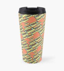 Skeeter Hotdog Travel Mug