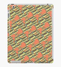Skeeter Hotdog iPad Case/Skin
