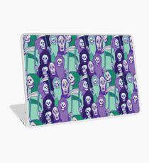 Ghoul Stripes Laptop Skin