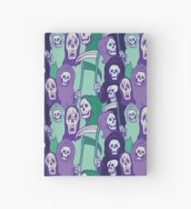 Ghoul Stripes Hardcover Journal