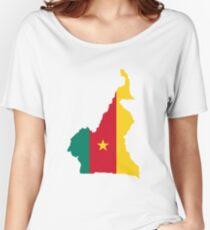 Cameroun Women's Relaxed Fit T-Shirt