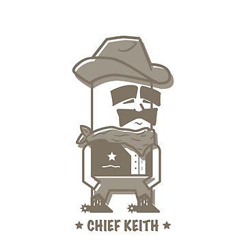 Chief Keith by madebyti