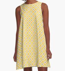 Sunny Notan A-Line Dress