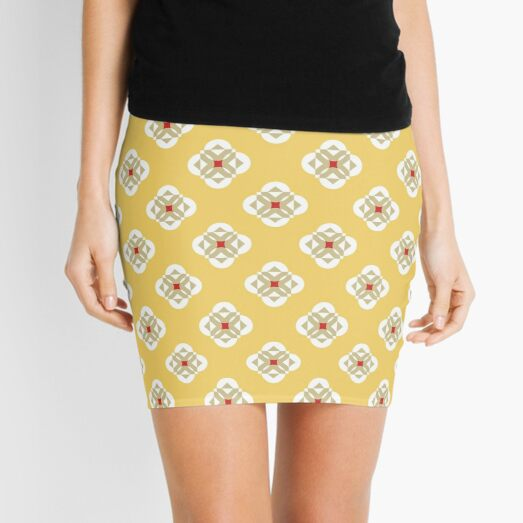 Sunny Notan Mini Skirt