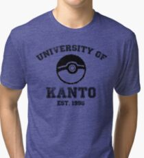 University of Kanto Tri-blend T-Shirt