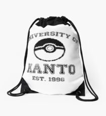 University of Kanto Drawstring Bag