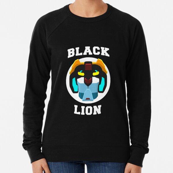 Black Lion Lightweight Sweatshirt