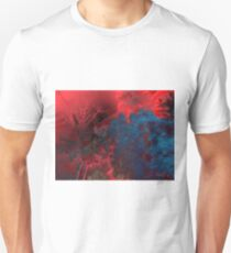FIRE IN THE WOOD Unisex T-Shirt