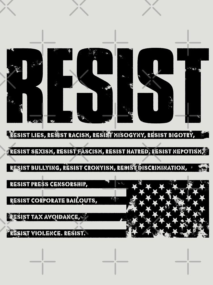 Resist by f22design