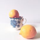 Lemon in a Cup by OLIVIA JOY STCLAIRE