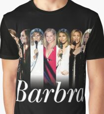 barbra streisand tour 2017 nicenicee NC four Graphic T-Shirt