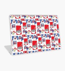 Red, White and Soup Laptop Skin