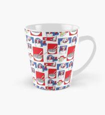 Red, White and Soup Tall Mug