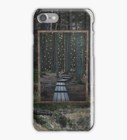 Mirror Of The Soul iPhone Case/Skin