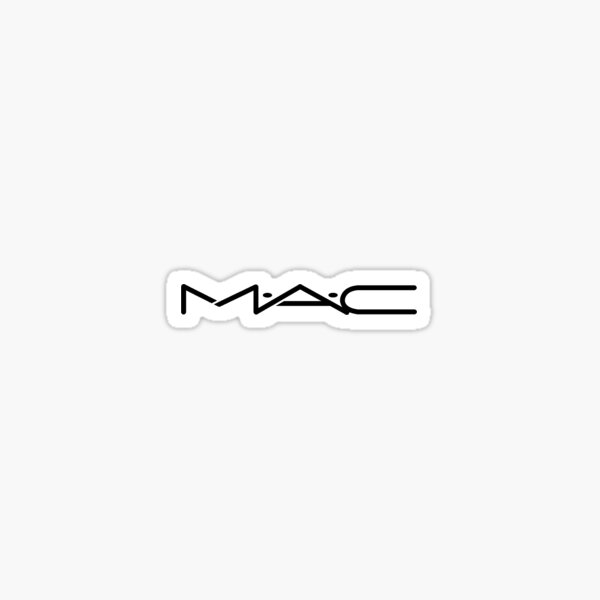 Mac cosmetics Sticker