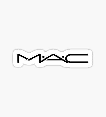 Mac cosmetics Sticker