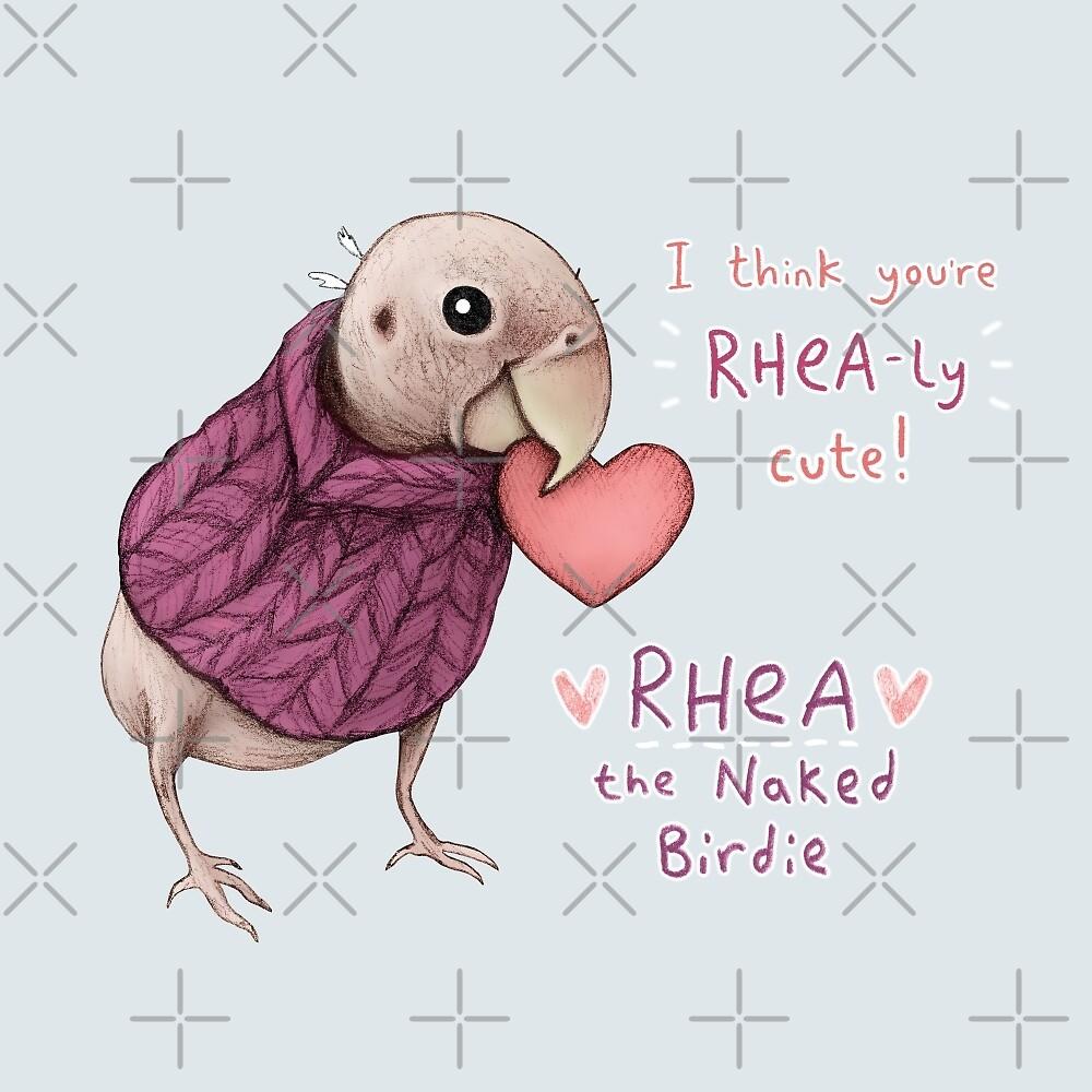 Rhea - Rhea-ly Cute! by Sophie Corrigan