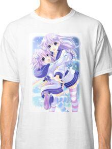 Neptune and Nepgear Classic T-Shirt