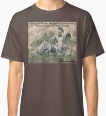 Marcus Aurelius- Power over your mind Classic T-Shirt