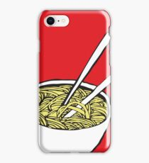 Just Ramen iPhone Case/Skin