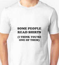 Read Shirts T-Shirt