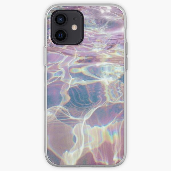 Holographic trippy iPhone Soft Case
