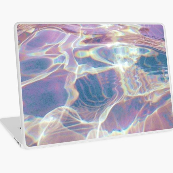 Holographic trippy Laptop Skin