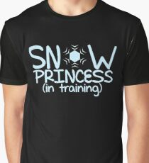 Snow princess in training Graphic T-Shirt