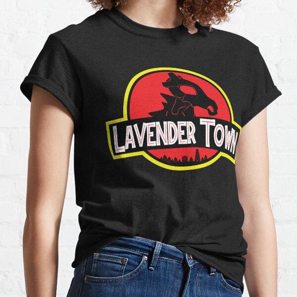 Lavande Town T-shirt classique