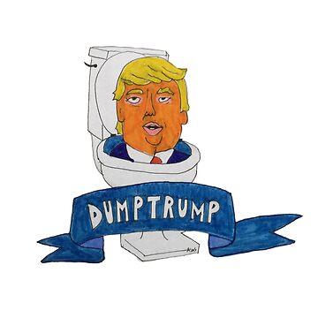 Dump Trump by funhomies