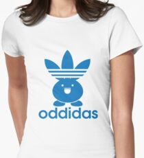 Oddidas Women's Fitted T-Shirt