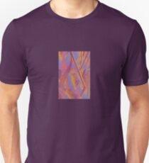 Butterfly scales (purple shades) T-Shirt