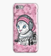 Kitty Tagger iPhone Case/Skin