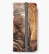 Walter- Jesus Reflection-Lebowski iPhone Wallet/Case/Skin
